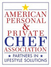 Gourmet Your Way Personal Chef Service MD, DC & VA APPCA logo